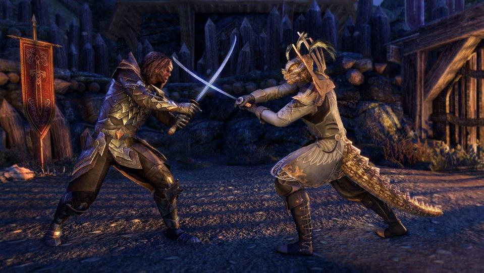 Dueling in the Elder Scrolls Online